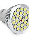 gu10 24-5050 SMD 3.5W 300lm 6000-6500K естественный белый свет привели пятно лампы (110-220V)