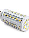 7W E14 / B22 / E26/E27 LED лампы типа Корн 44 SMD 5050 550 lm Тёплый белый / Естественный белый AC 220-240 V