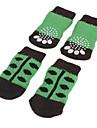 Божья коровка картины противоскользящие носки для собак (S-L)