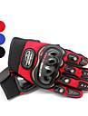 sports de loisirs de plein polyester gants motobike doigts