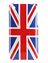 UK National Flag Design Hard Case for iPhone 3G and 3GS (Multi-Color)