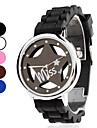 Children's Star Style Plastic Analog Quartz Wrist Watch (Assorted Colors)