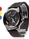 унисекс резиновые аналоговые кварцевые наручные часы (ассорти)