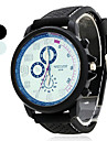 Unisex  Rubber Analog Quartz Wrist Watch (Assorted Colors) Cool Watch Unique Watch