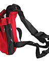 Собака Переезд и перевозные рюкзаки передняя Рюкзак Животные Корзины Твердый Компактность Оранжевый Лиловый Красный Синий Розовый