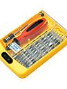 38 em 1 chave de fenda de precisão ferramenta eletrônica conjunto