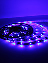 5M 5W 300x3528 SMD Blue Light Flexible LED Strip Lamp (DC 12V)