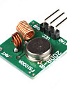 433mhz беспроводной передатчик Модуль superregeneration для (для Arduino) (зеленый)