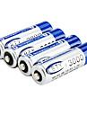 1.2V 3000mAh NH-AA oppladbart batteri (blå)