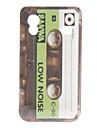 Etui Rigide Motif Cassette pour Samsung S5830