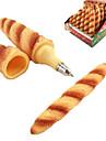 Хлеб форме шариковой ручки пластиковые