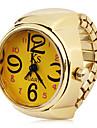 Mulheres Relógio de Moda Japanês Quartzo Banda Dourada