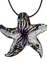 romantique pendentif étoile de mer
