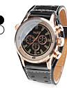 Men's PU Analog Quartz Wrist Watch (Assorted Colors) Cool Watch Unique Watch