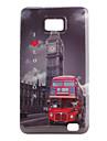 Case Dura para Samsung Galaxy S2 I9100 - Ônibus