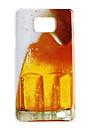 삼성 갤럭시 S2 i9100를위한 맥주 패턴 하드 케이스