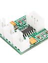 미니 디지털 3w 3w 앰프 모듈 보드 (녹색)