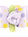 Красочный Роуз Стиль Крошечные Rubber Band волосы бант для собак Кошки (разных цветов)