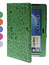 PU caso capa protetora com suporte para Samsung Galaxy Nota 10,1 N8000