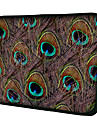 """11"""" 13"""" 15"""" Peacock Feather Laptop Sleeve Case for MacBook Air HP DELL Sony Toshiba Asus Acer"""
