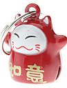 Maneki Neko Стиль Bell Воротник для собак Кошки