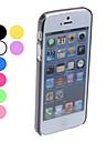 Carcasa de Diseño Simple para el iPhone 5 / Colores Surtidos