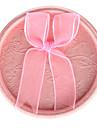 bowknot 스타일의 둥근 모양 작은 링 선물 상자 (2 박스를 포함)