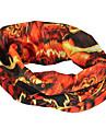 Мода Дизайн Велоспорт шарф (красный)
