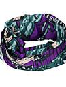 Современный дизайн шарфа Велоспорт (фиолетовый)
