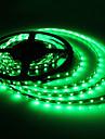 5m 5w 300x3528 smd luz verde flexível tira conduzida lâmpada (12V DC)