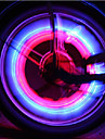 Лампы для колес велосипеда, 2 шт.
