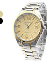 Unisex Sports Design Alloy Analog Quartz Wrist Watch (Assorted Colors)