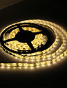 ZDM™ Waterproof 5M 300x3528 SMD Warm White Light LED Strip Lamp (12V)