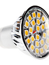 GU10 5 W 24 SMD 5050 420 LM Warm White MR16 Spot Lights AC 220-240 V