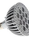 E26/E27 LED 스팟 조명 PAR38 12 고성능 LED 1200 lm 퍼플 AC 85-265 V