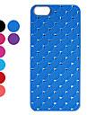 pesca design de diamante caso duro da superfície líquida para iPhone 5/5s (cores sortidas)