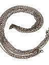 Vintage Style Antique Coppery Chain (Contain 2 Pics)