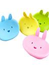 Симпатичный мультфильм кролик Soap Box
