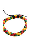 Z&x® красочный браслет плетение шнура