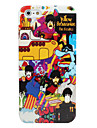 Cartoon Style Hard Case for iPhone 5/5S