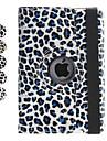 Леопардовый чехол из кожзама с подставкой для iPad mini (разные цвета)