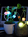 Romantic Mushroom Style Ceramic Decoration Lamp (220V)