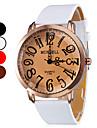 Women's Quartz Analog Bronze Case PU Band Wrist Watch (Assorted Colors) Cool Watches Unique Watches