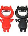 drôle décapsuleur en forme de diable (couleur aléatoire)
