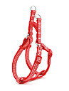 Plaid Pattern Harness and Leash for Dogs (Assorted Color)