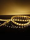 Vanntett 10W / M 5050 SMD varmt hvitt lys LED Strip lampe (220V, Lengde valgbar)