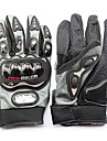 Хлопок + резина Non-Slip + дышащий полной Finger мотоциклов / Велоспорт перчатки MCS-01C