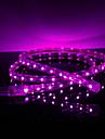 방수 3.5W / M 3528 SMD 보라색 빛은 스트립 (Strip) 램프 (220V, 길이 선택)를 LED