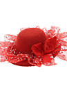 All Seasons Terylene Hair Accessories for Dogs / Cats Red / Pink