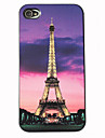 Torre Eiffel caso cena noite difícil para 4/4s iphone